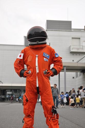 宇宙職員はノリが良いのだ