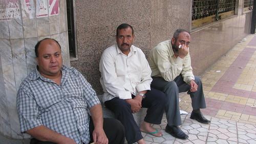 اعتصام عمال تعاون غزل المحلة by  محمد مرعى MOHAMMED MAREE.