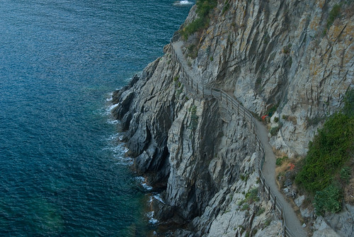 Cliff Path, Cinque Terre, Italy