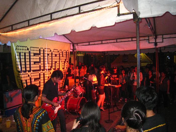 Outside Cubao Expo