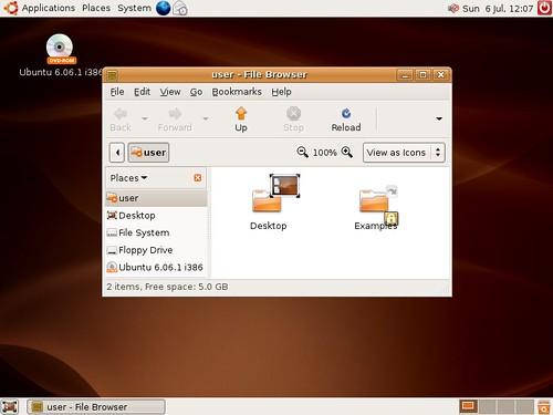 Ubuntu Dapper Drake