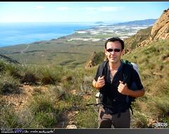 Tito y Playas de Bolnuevo (Pedro Agüera) Tags: ruta minas playa sierra sancristobal monte montaña cartagena senderismo escalada sendero campillo mazarron bolnuevo moreras percheles laazohia sierradelasmoreras