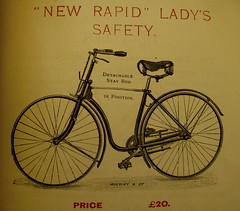 new rapid ladys safety
