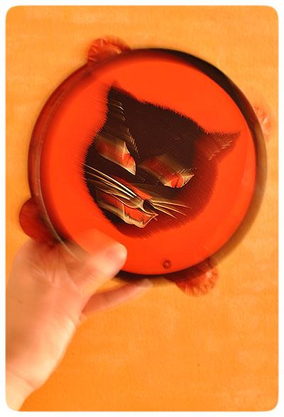 Halloween-tambourine