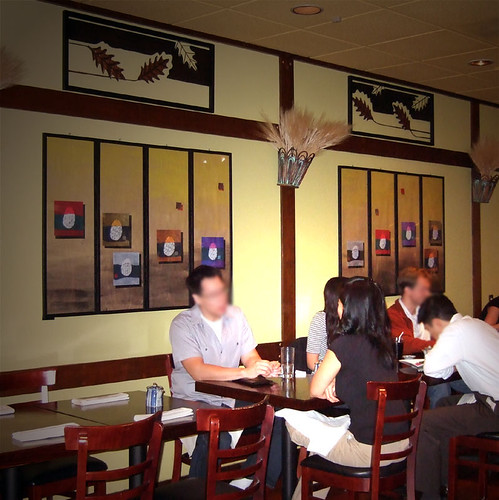 Kanpai Sushi, Palo Alto, CA 2009 by you.