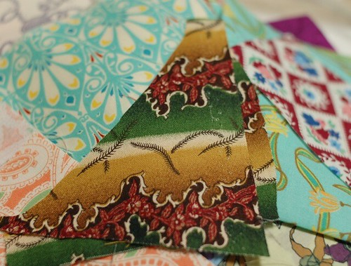 Fabrics from Mona
