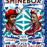 """""""Go Get Your Shinebox"""" Group Show - Brooklynite Gallery, New-York"""
