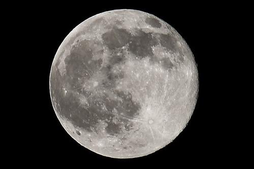 Moon shot #2