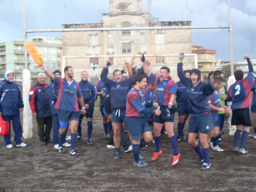Rugby Anzio Club - Amatori Tivoli Rugby