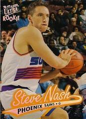 Steve Nash 1996-97 Fleer Ultra Rookie (Keith Fujimoto) Tags: steve nash oldcards