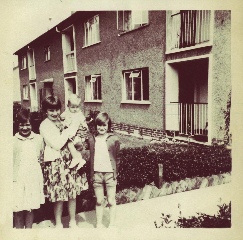 South Nitshill, 1974