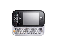 SNS폰(LG-KS360) 제품사진