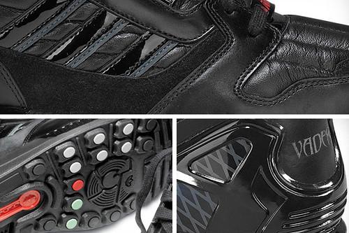 Adidas ZX Darth Vader