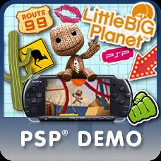 LBP PSP Demo