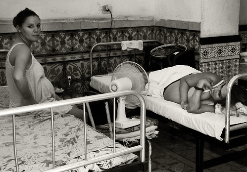 High Risk Pregnancy Ward in Cuba