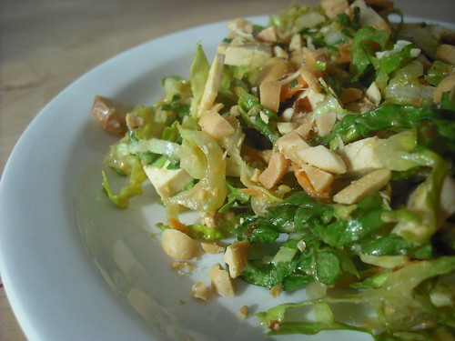 "Chinese ""Chicken"" Salad"