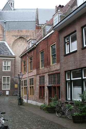 The Pilgrim Museum of Leiden