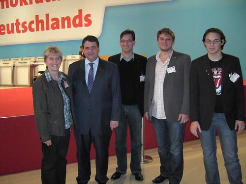 2009-11-15 | SPD-Bundesparteitag in Dresden