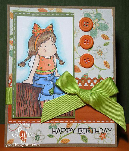 Tilda birthday