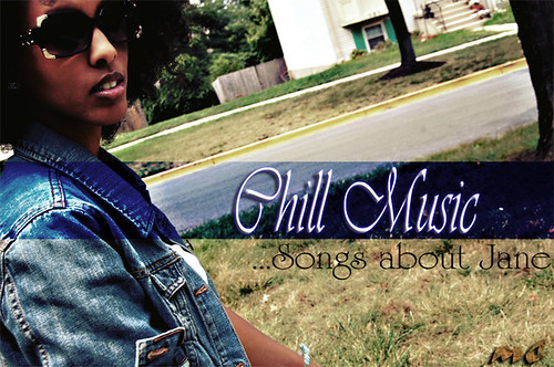 Chill Music Front Cover