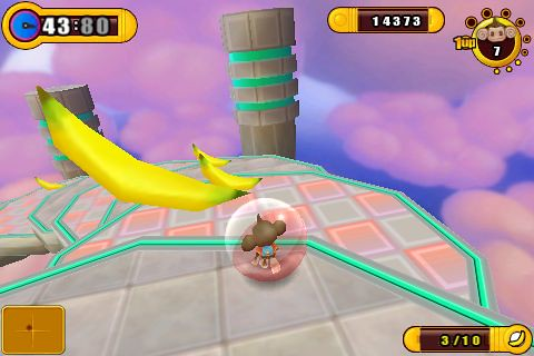 Super Monkey Ball 2 - iPhone