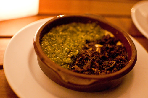 We Ate Grasshoppers!