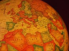 Another try (rogiro) Tags: africa italy espaa france portugal switzerland algeria spain globe europe italia suisse fort earth greece marocco maghreb libya     almamlaka  mir  aljazir almaribiyya