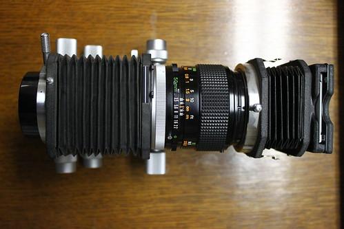 FD lenses on a DSLR -- Canon EOS Digital Cameras in