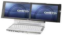 Onkyo DX Dual Screen Laptop