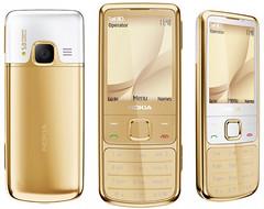 Nokia Gold 6700 Classic