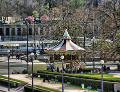 15560- Manège dans Paris près de la tour eiffel (Rolye) Tags: paris france tower colors yahoo google tour image samsung www eiffel images best com enfants manège ops nv7 rolye