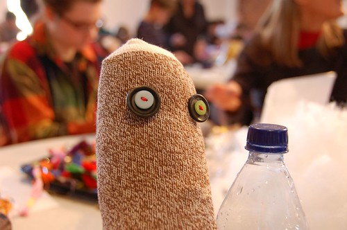 Sock Monkey making