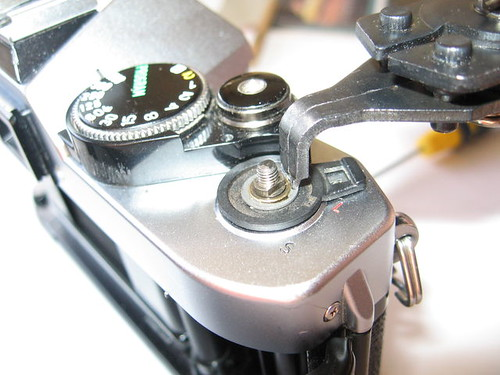 Canon Ae 1 Not Functioning Light Meter Photo Photography Forums
