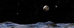 Vista desde Pluton