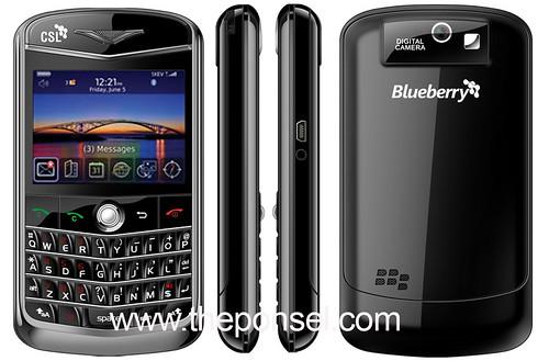 CSL Blueberry 8250