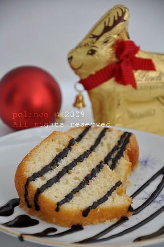 Vanilya Aromalı Kek