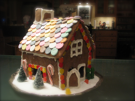 Gingerbread House by Bob Frause