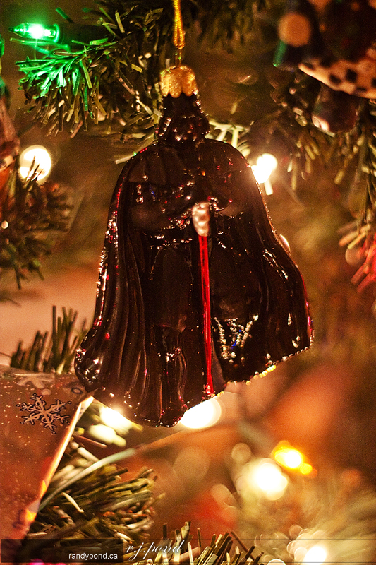 ~ Lord Vader on the Tree ~