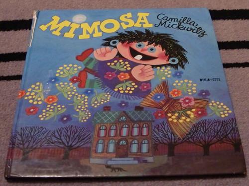 Mimosa by Camilla Mickwitz