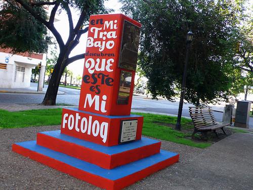 Intervención c/Dorrego y el río, Rosario