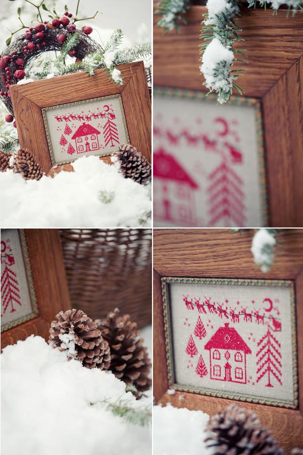 Santa Comes (http://mausimomsfreebies.blogspot.com/)