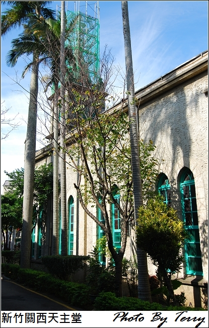 關西天主堂 (4)