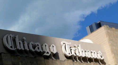 chicago tribune newspaper. Chicago Tribune Newspaper