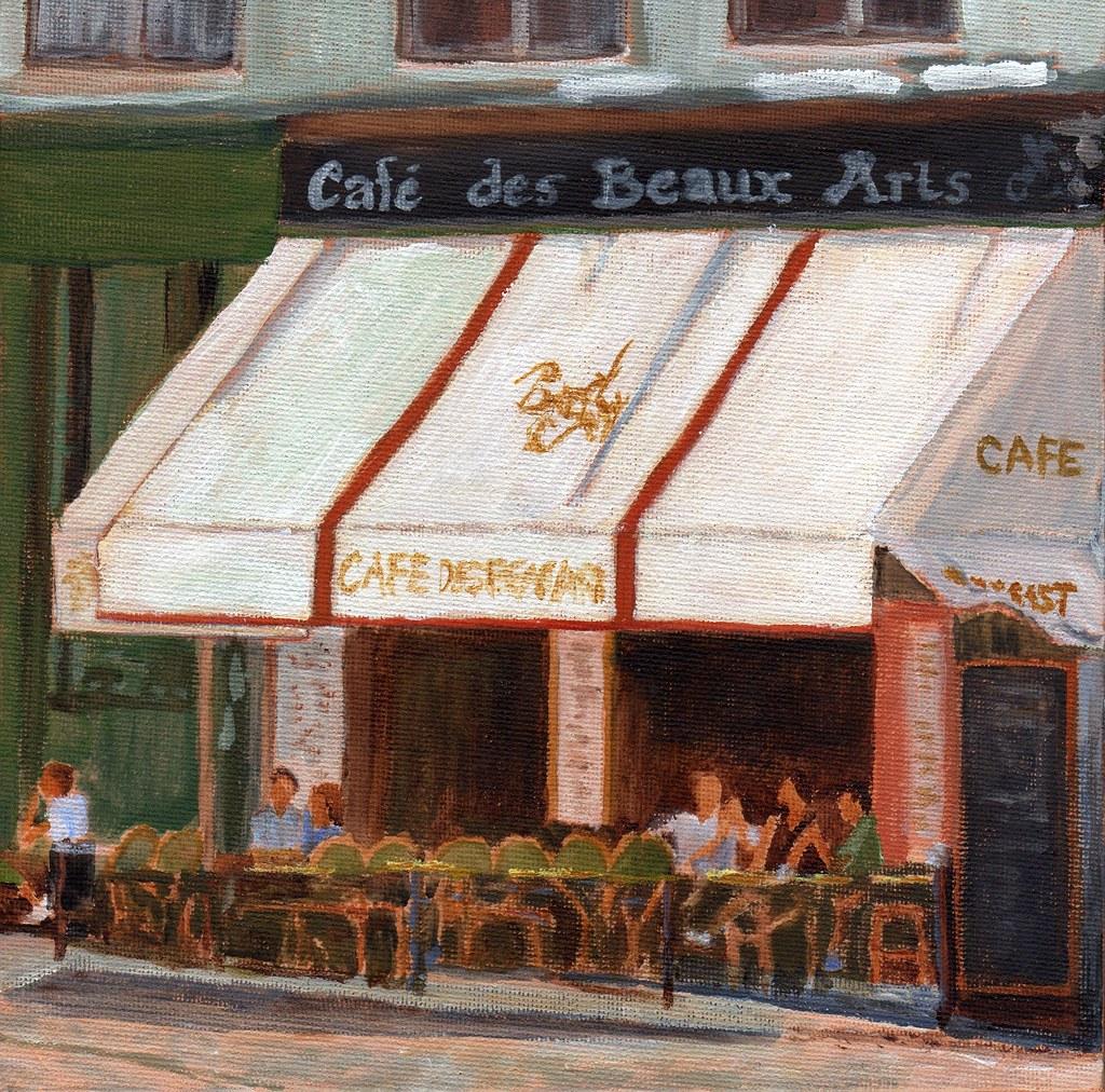 Cafe des Beaux Arts