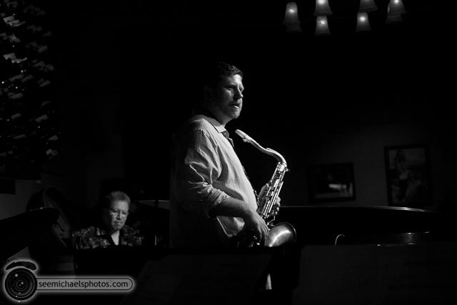 Jason Robinson at Dizzys 60211 © Michael Klayman-007