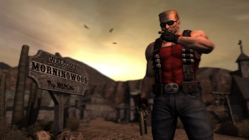 Duke Nukem Forever Call Waiting 'Phone Messages' Guide