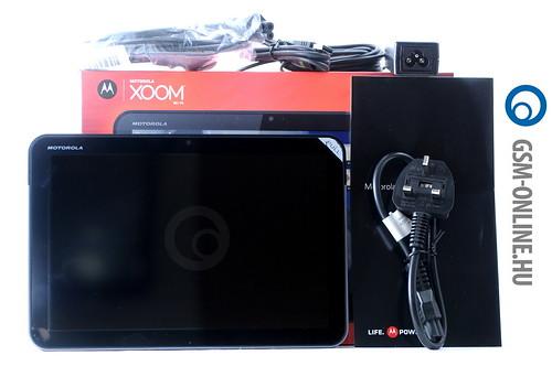 Motorola XOOM tartozékok