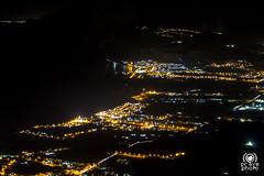 Panorama notturno da Erice (andrea.prave) Tags: sicilia sicily erice trapani borgo italia italy イタリア איטליה 意大利 италия إيطاليا italie italien notte night noche nacht ночь ليل 夜 panorama