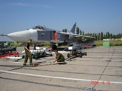 """Sukhoi Su-24М Fencer 1 • <a style=""""font-size:0.8em;"""" href=""""http://www.flickr.com/photos/81723459@N04/32821899651/"""" target=""""_blank"""">View on Flickr</a>"""