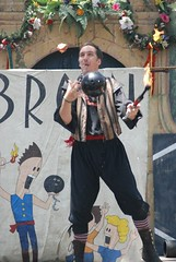 ND133 416 (A J Stevens) Tags: renfaire juggler fireeater broon